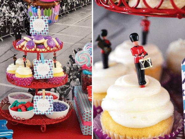 drummer cupcakes