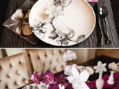 madhouse orchid collection inspired tablescape