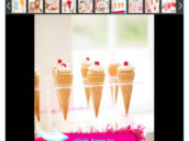 ice cream shoppe party album
