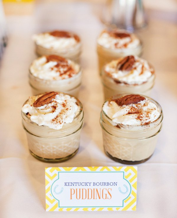 kentucky bourbon puddings via sprinkle bakes