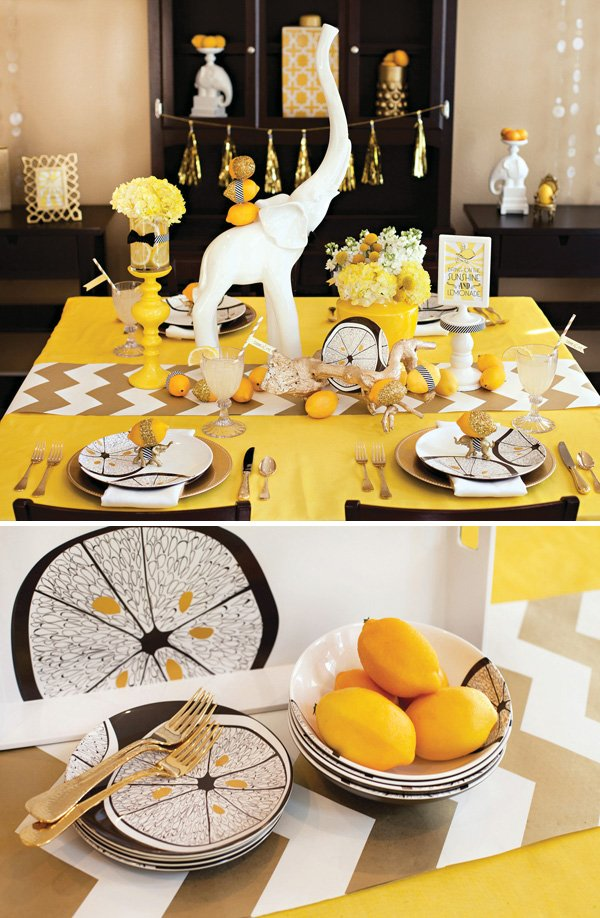 madhouse lemonwood tablescape by hwtm