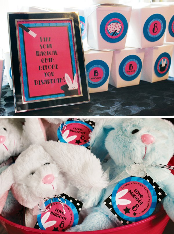 bunny favors