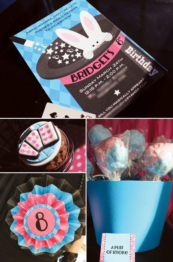 magic party ideas