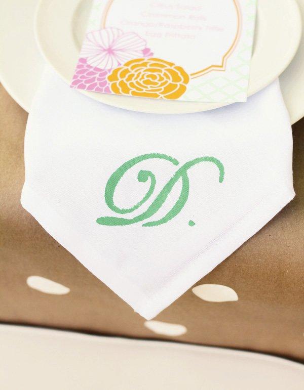 diy napkins