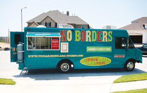 no borders food truck