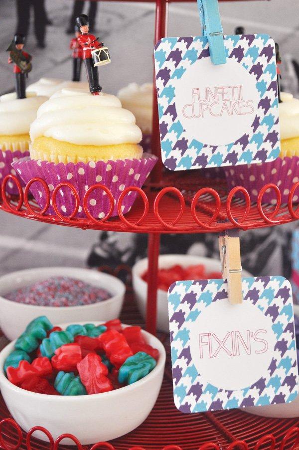 parade cupcakes