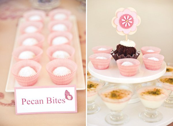 bridal shower dessert ideas