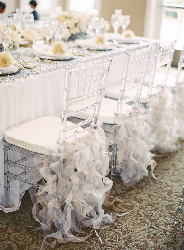 ruffle chairs