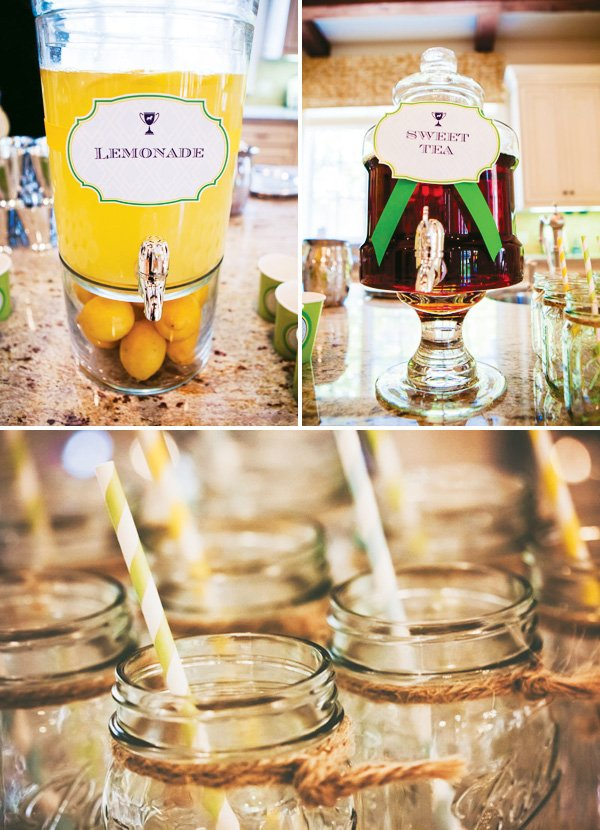 southern party drinks