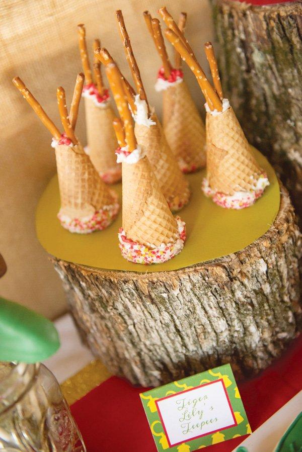 teepee sweets