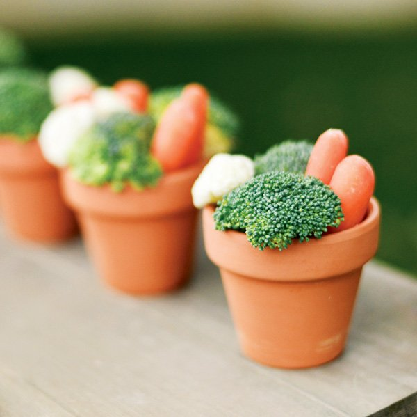 veggie pots