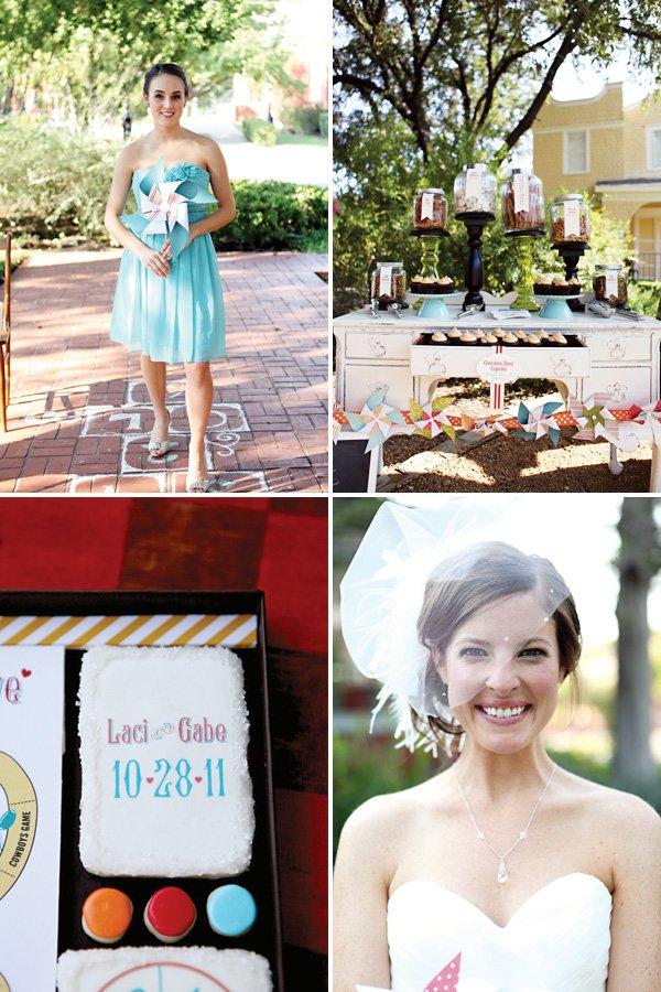 Whimsical wedding ideas