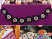 Rockstar-girls-birthday-party-favor tags-dessert-table-4