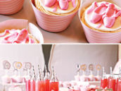ballerina dessert table ideas