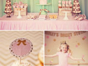 twinkle toes dessert table