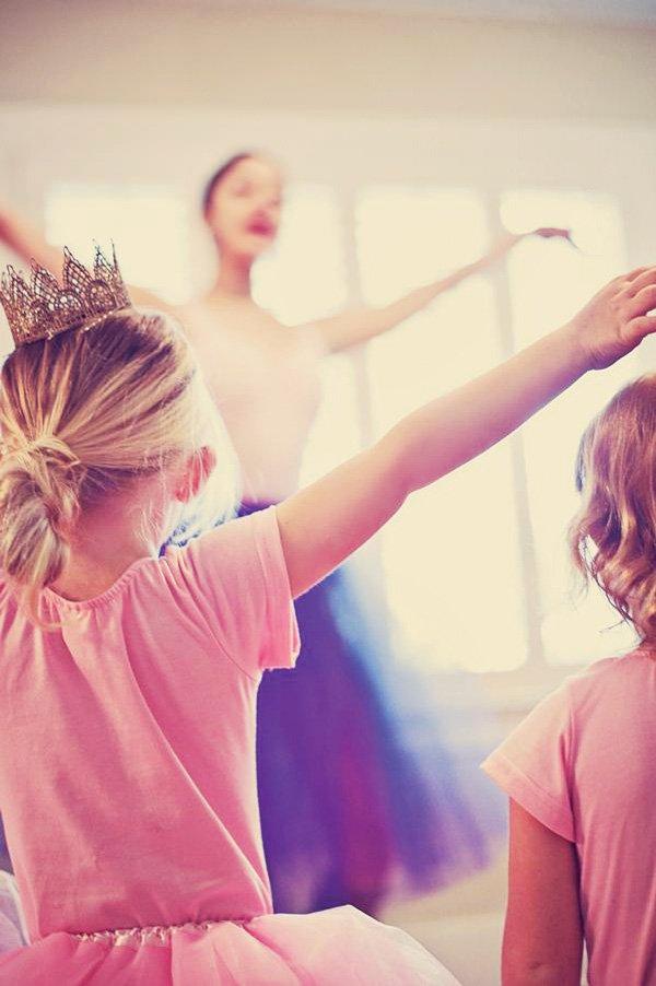 ballerina lesson