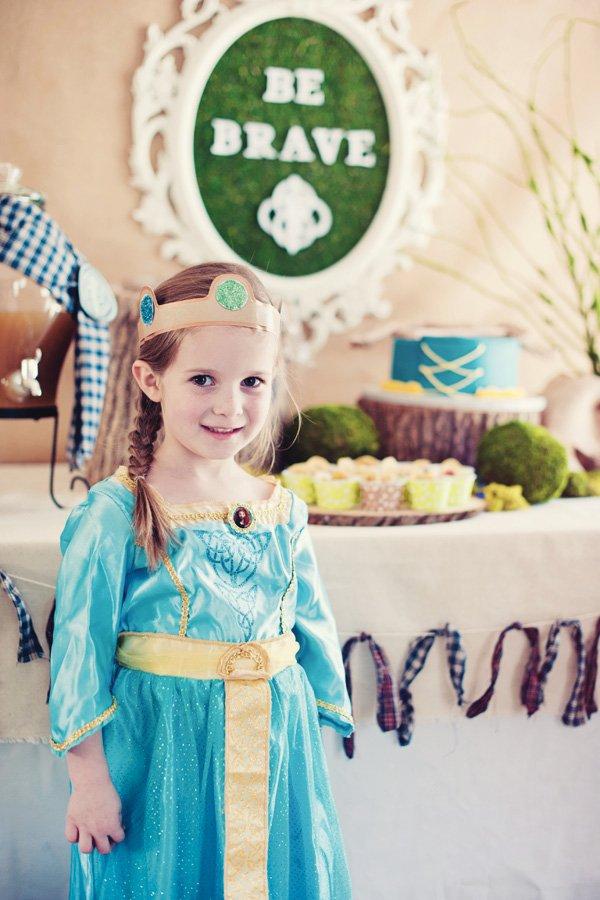 brave princess costume