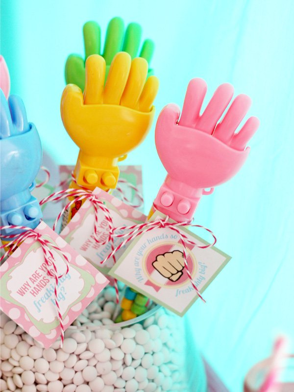 candy hands