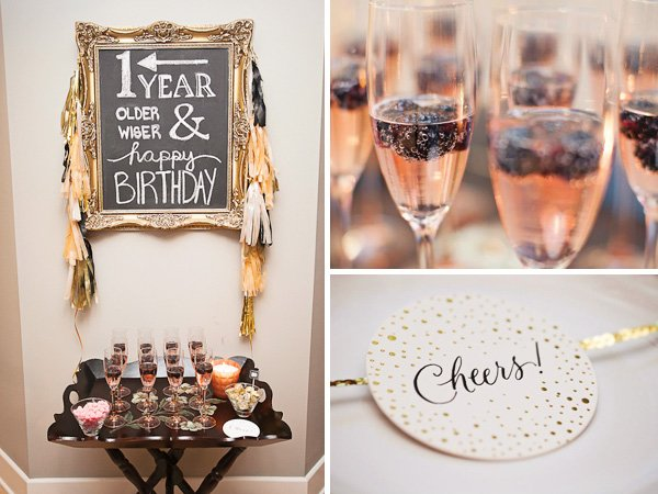 chalkboard party ideas