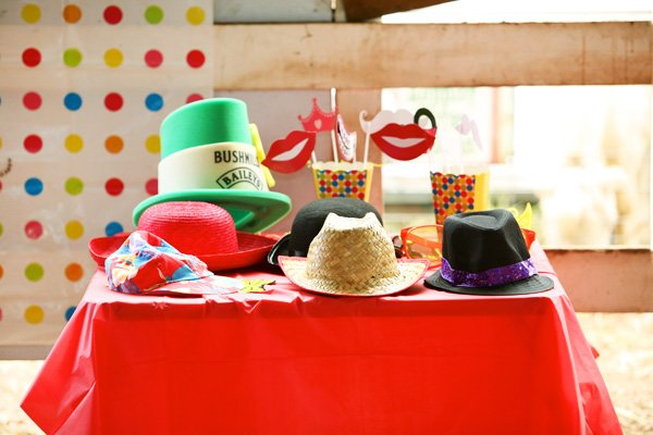 circus hat props