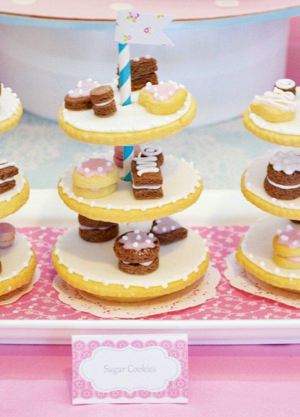 Sugar Cookie Mini Desserts