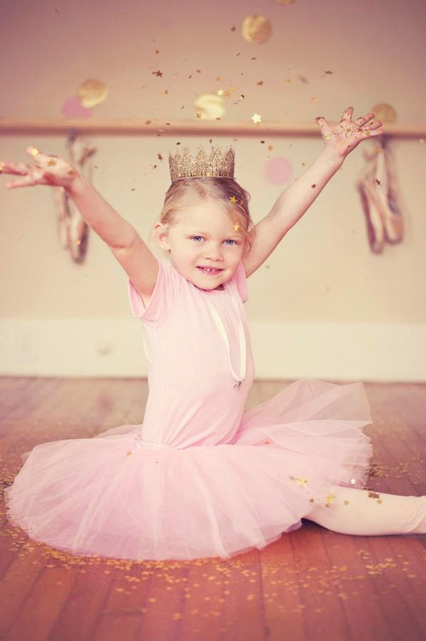 cutest ballerina ever