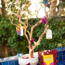 festival du bebe wishing tree