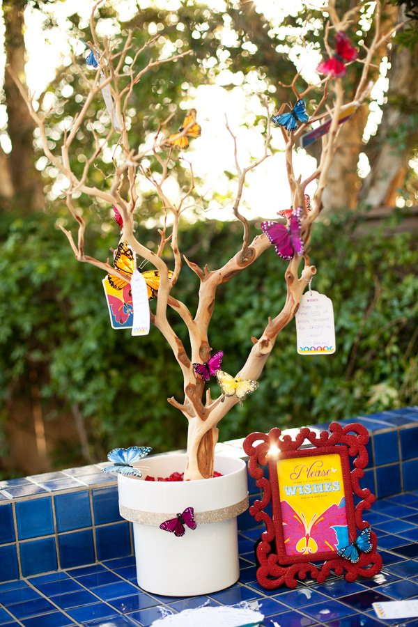 festival du bebe wishing tree
