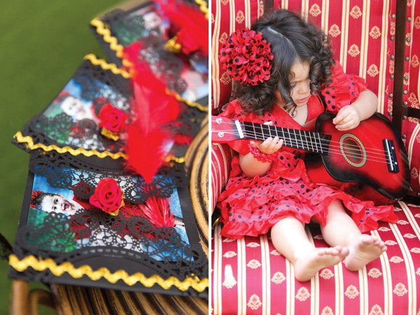 Flamenco Party Ideas