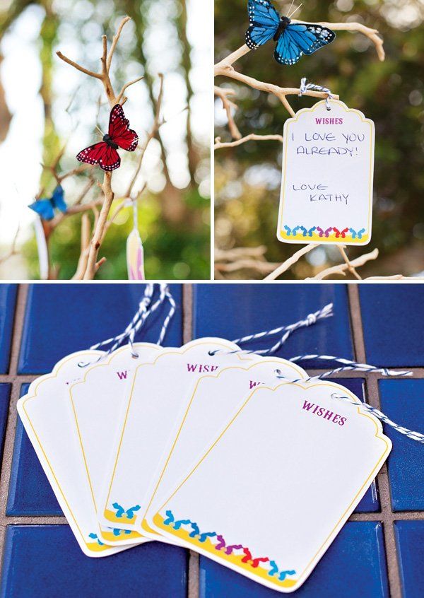 baby shower wishing tag free printables from hwtm