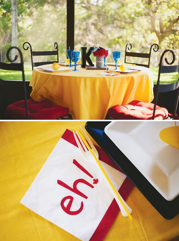 how i met your mother party ideas