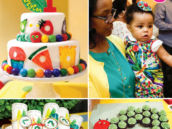 hungry caterpillar first birthday