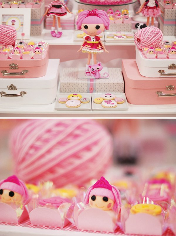 lalaloopsy party