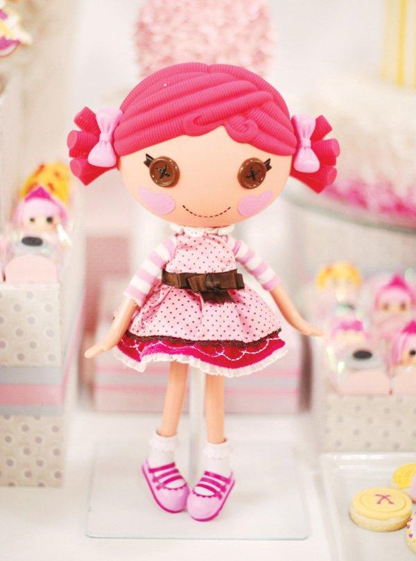pink lalaloopsy doll