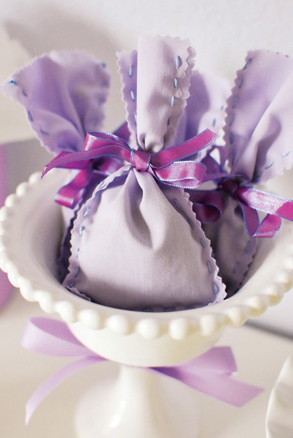 lavender sachet diy tutorial