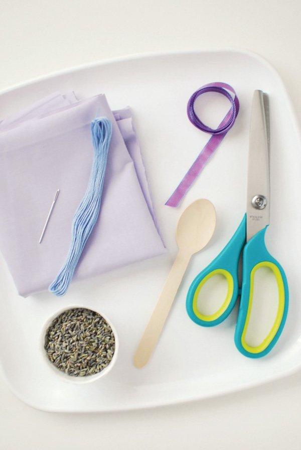 lavender materials