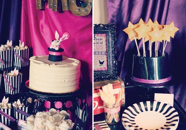 magic hat cake