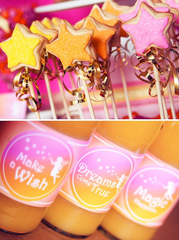 magic wand cookies