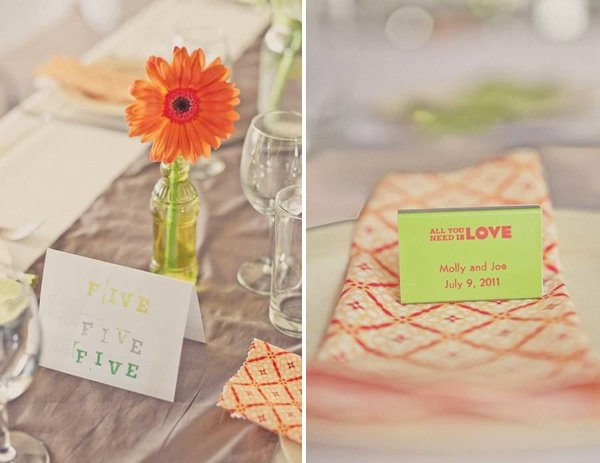 match box wedding favors