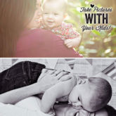mother's day photos with your kids
