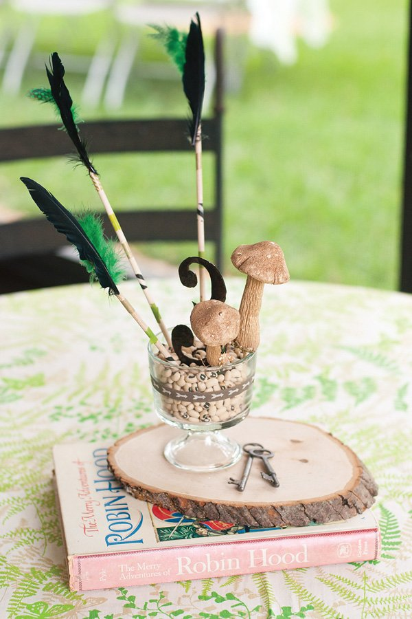 fairytale centerpieces