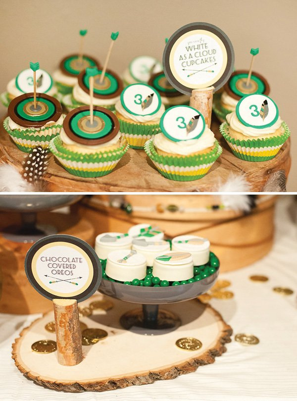 robin hood party ideas