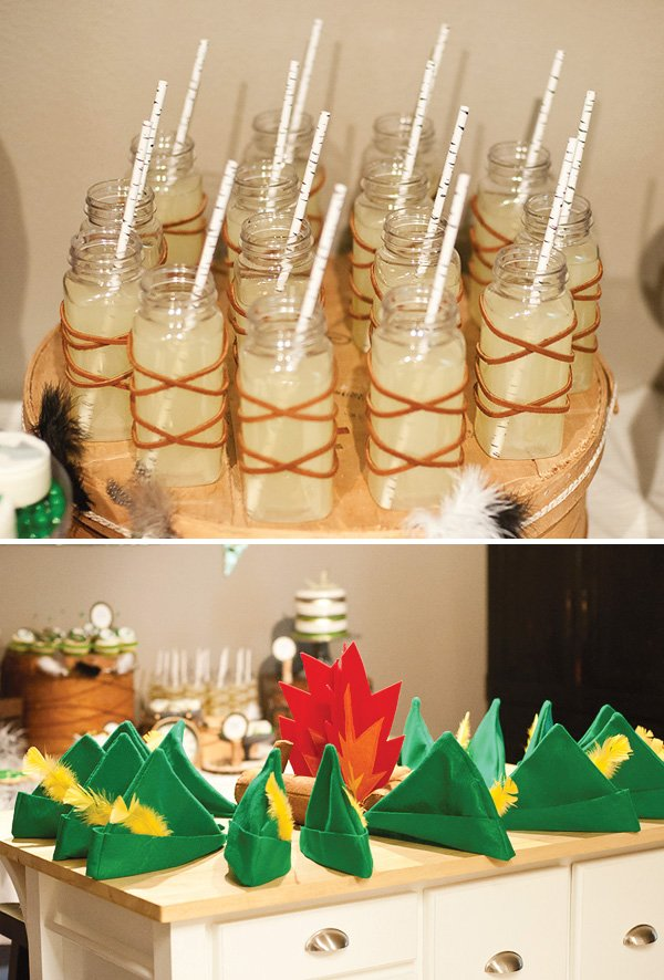 fairytale party drinks