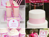 strawberry party