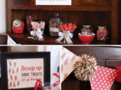 Treats Shoppe Party Idea