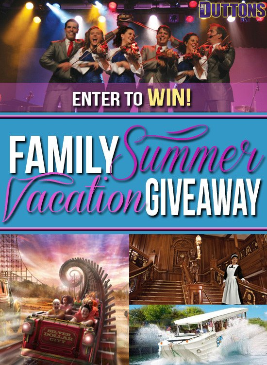 huge family vacation giveaway