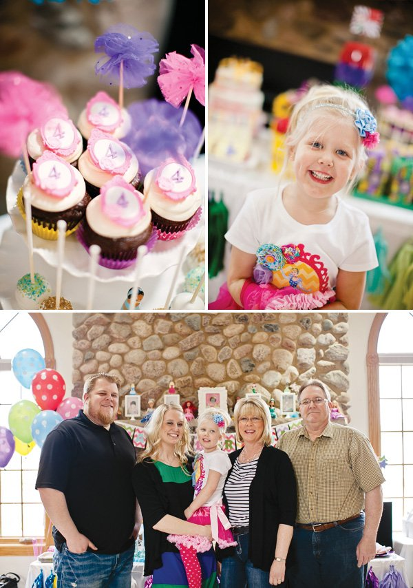 4th birthday party