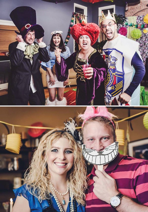 {Alice in Wonderland} Very Merry 30th UnBirthday Party ...