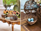 Bird Nest Party Decorations