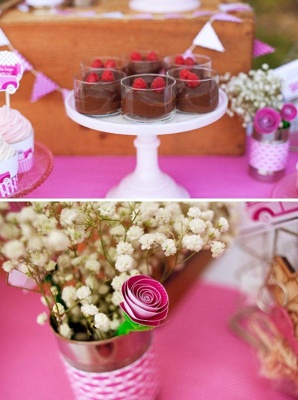 chocolate raspberry desserts